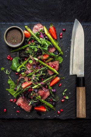 Market Place Restaurant & Bar: Venison Salad