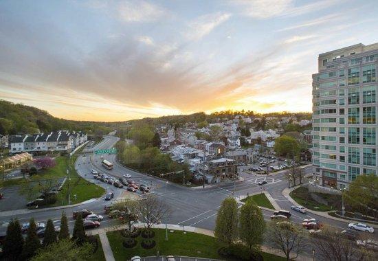 West Conshohocken, Pensilvania: View From Hotel