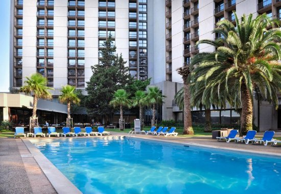 Outdoor Pool Picture Of Lisbon Marriott Hotel Lisbon Tripadvisor