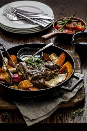 Market Place Restaurant & Bar: Lamb Roast