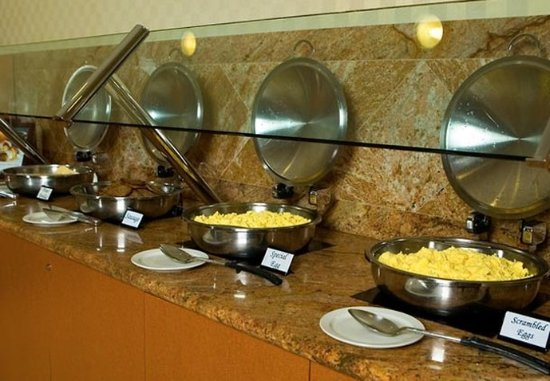 Hometouch Breakfast Buffet Residence Inn