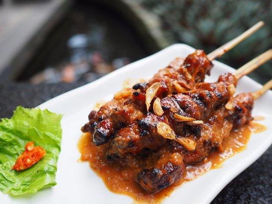 Bakoel Karasa: Sate Ayam