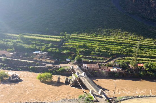 Sacred Valley Private Tour fra Cusco...