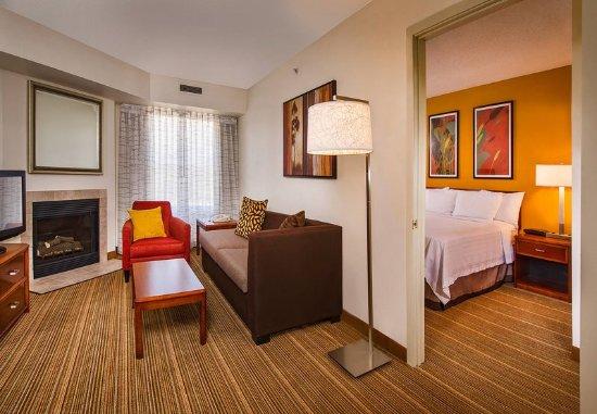 Residence Inn Fair Lakes Fairfax: Two-Bedroom Suite