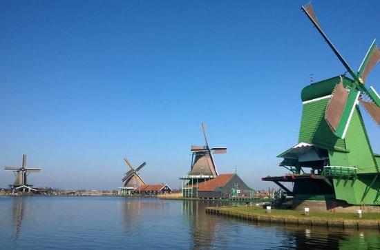 Zaanse Schans Day Trip from Amsterdam ...