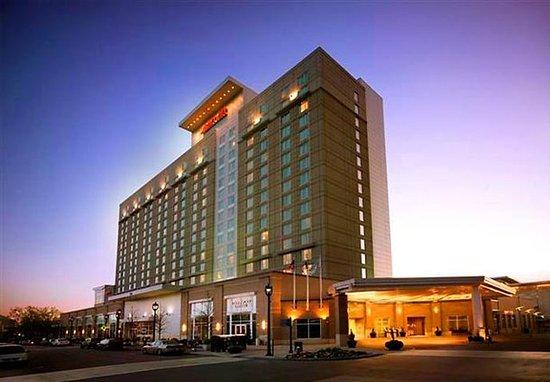 Raleigh Marriott City Center: Exterior