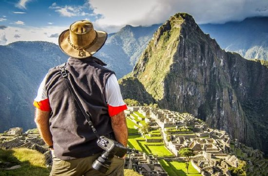 Machu Picchu Guided Group Tour from...