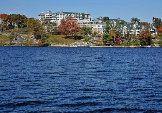 Minett, Canada: Lake Rosseau Exterior