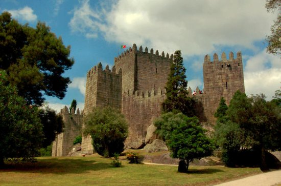 Braga and Guimarães Full Day Tour...