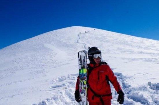 Private Ski Tour to Gudauri ski