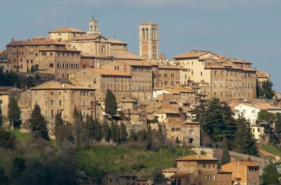 Day Trip from Rome: Tuscany...