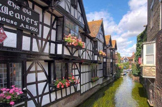 Canterbury Historic City und ...