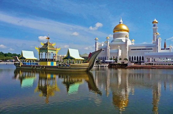 Oplev Brunei: Half Day City Tour