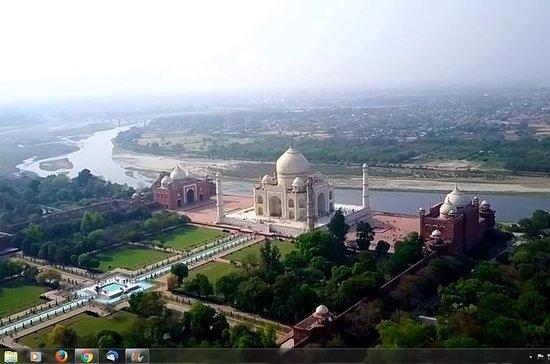 Same Day Taj Mahal Tour met Mughal ...