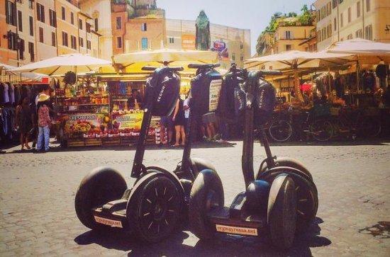 Tour de Anjos de Roma por Segway