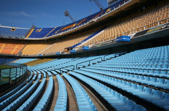 Boca Juniors Stadium Guided Tour...