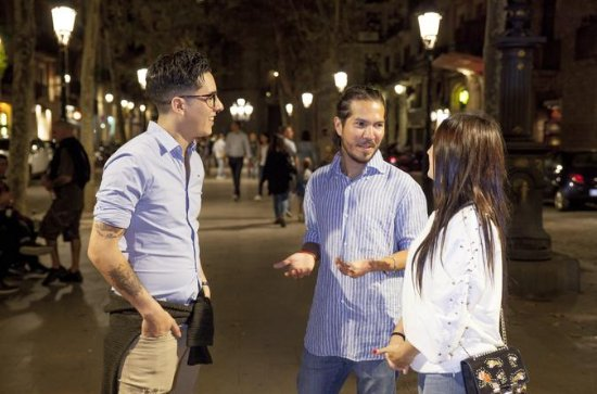 Private Barcelona Night Tour