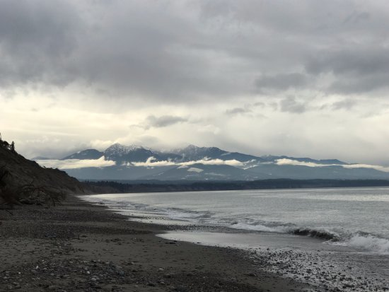 Sequim, WA: View from Dungeness Spit