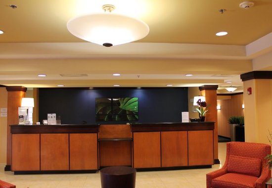 Archdale, Carolina del Norte: Front Desk