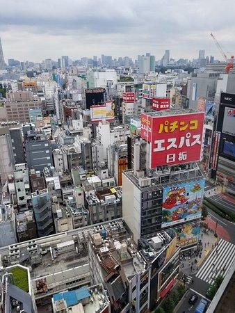 Shinjuku Prince Hotel Photo