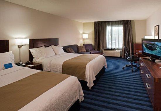 Fairfield Inn & Suites Lancaster: Executive Queen/Queen Guest Room