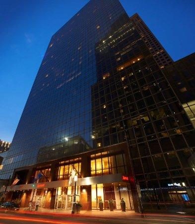 Minneapolis Marriott City Center: Exterior