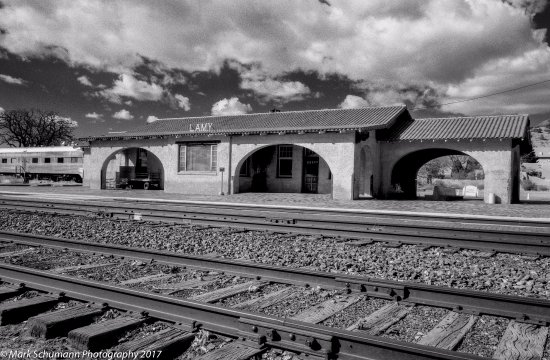 Mark Schumann Photo Tours: Lamy Train Station