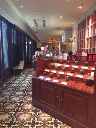 Le Salon de Nina's Queen's Square Yokohama: 店舗入り口