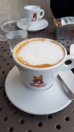 Pasticceria Cappello: Cappuccino