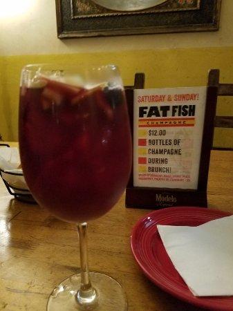 Fat Fish Cantina Grill San Diego Pacific Beach Menu