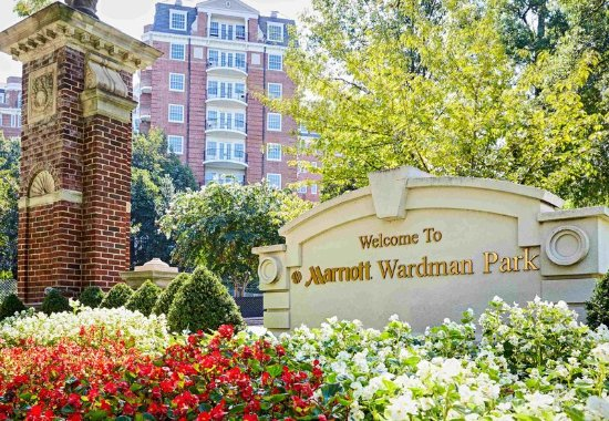 Washington Marriott Wardman Park: Exterior