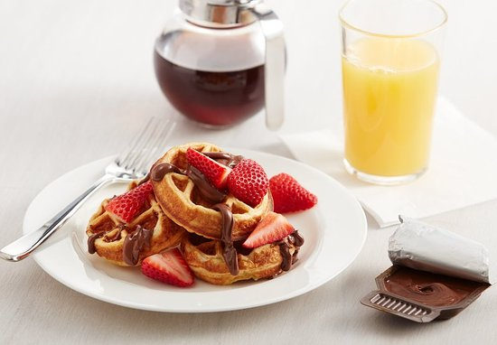 Irving, TX: Your Perfect Waffle.