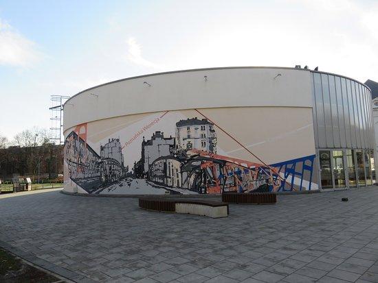 Park Stare Koryto Warty: Galeria w Parku Stare Koryto Warty Poznan