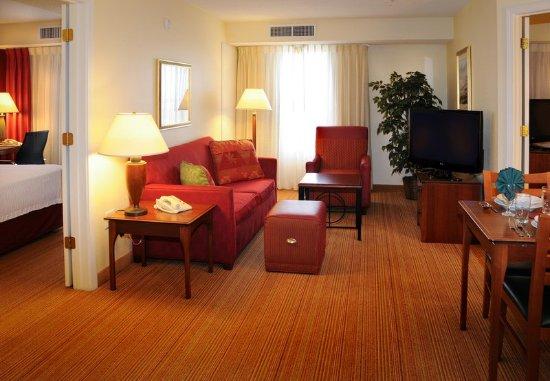 Residence Inn Colorado Springs North/Air Force Academy: Two-Bedroom Suite