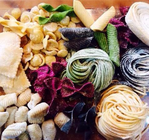 "BLACKSMITH ITALIAN: ""Life is a combination of magic and pasta"" - Frederico Fellini"