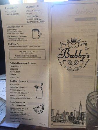 Bubby's Photo