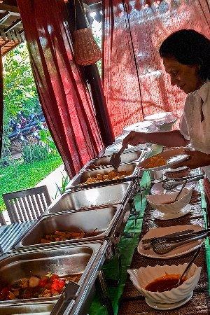 Kouprey Hotel: Breakfast