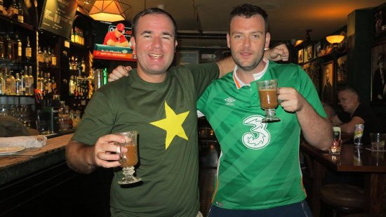 The Dublin Gate Irish Pub Saigon: Tuesday Night @ The Dublin Gate Saigon