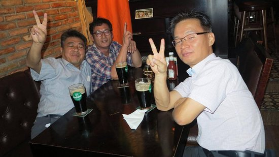 The Dublin Gate Irish Pub Saigon: Tuesday Night @ The Dublin Gate Saigon