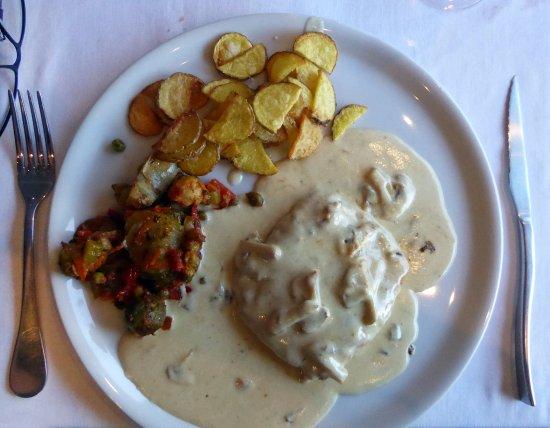 El Meu Restaurant: Cordon bleu