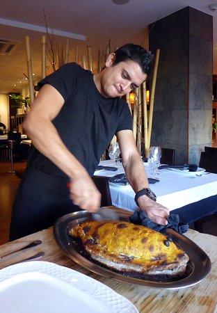 El Meu Restaurant: Den bakade doradon fileas #1