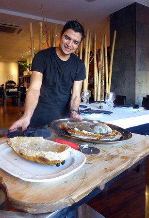 El Meu Restaurant: Den bakade doradon fileas #2
