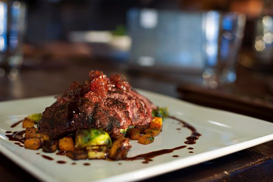 Farm-to-Table Dishes from Range Restaurant and Bar