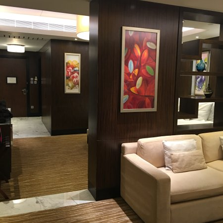 The Sands Macao: A spacious suite