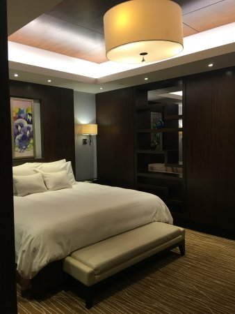 The Sands Macao: Large sleeping space