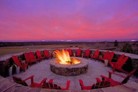 Range Restaurant and Bar: Range Restaurant Fire Pit