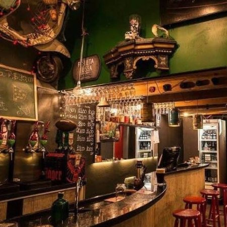 Bikers Pub: o pub mais pica das galáxias