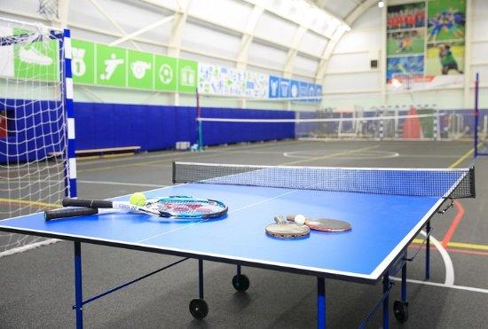 Therapeutic recreation complex Sakharezh: спортивный комплекс
