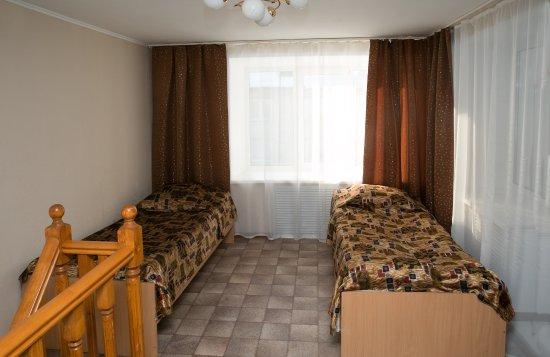 Therapeutic recreation complex Sakharezh: коттедж