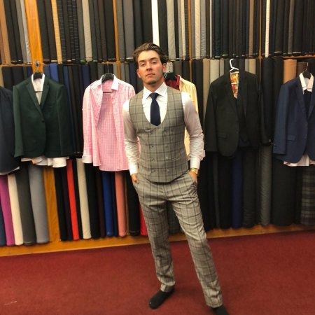 Classic International Suits Photo